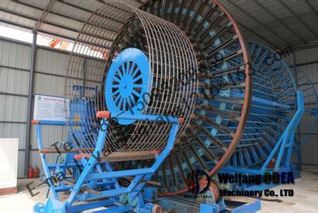 Steel Rebar Cage welding machine