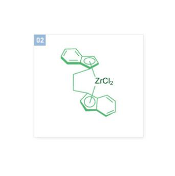 Rac-Ethylenebis(1-indenyl) zirconium dichloride