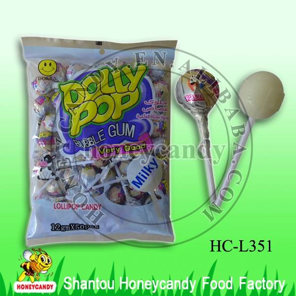 12g Dolly Pop-Milky