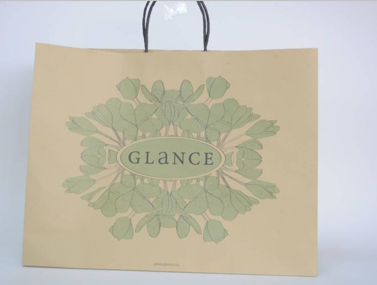 paper bags for fashion jewelry and garments