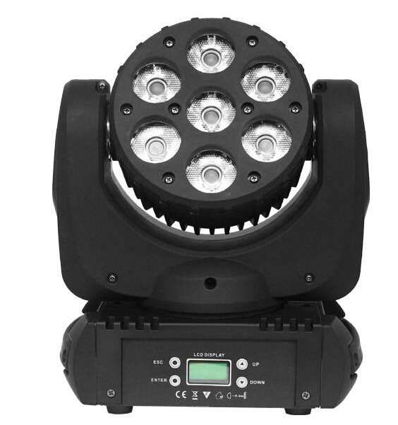 10W7 LED BEAM LIGHT