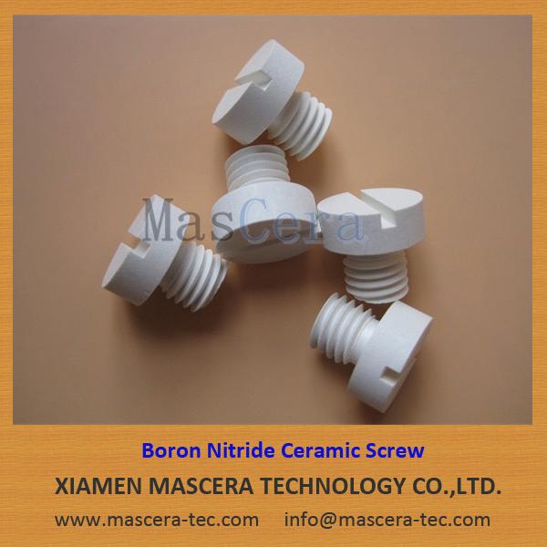 Vacuum Furnace Parts/Boron Nitride Ceramic Insulator Screw