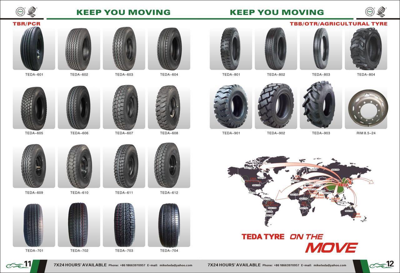 TBR/PCR tires/tyres