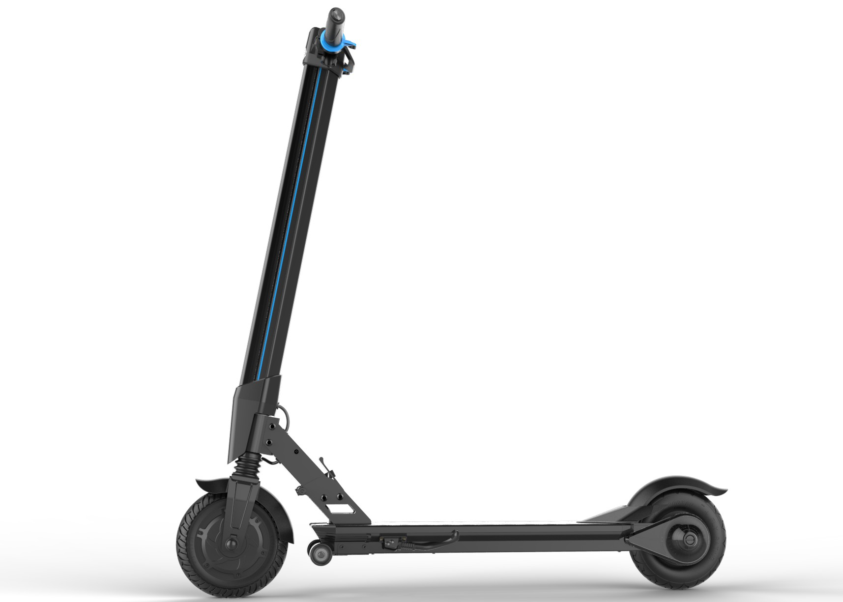 Foldable Electric Kick Scooter Personal Transporter for Adult Commuting