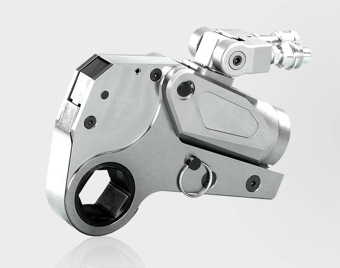 Low Profile Hydraulic Torque Wrench