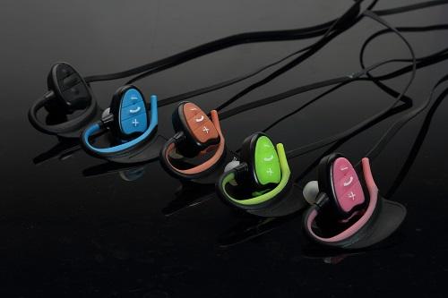 BH802 Multipoint Sport waterproof IPX8 Series Stereo earphone Bluetooth Headphones