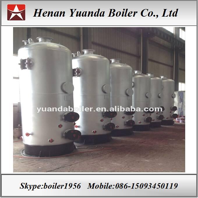 LSG small type Vertical Coal fired boiler