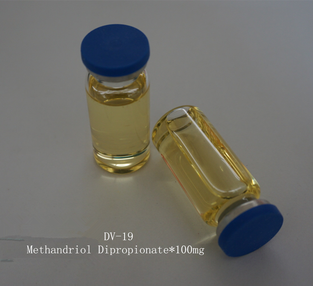 Methandriol Dipropionate Oilbase Injectable(100mg/ml,10ml/bottle)