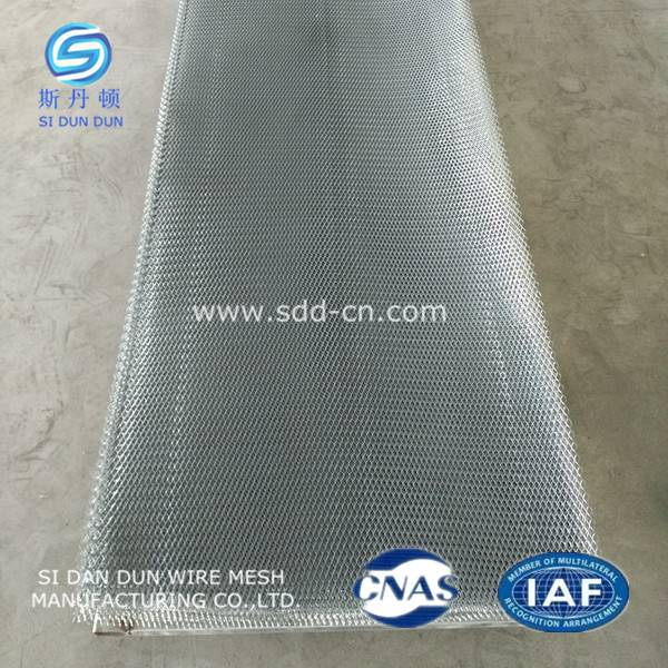 Building Expanded Wall Plaster Mesh