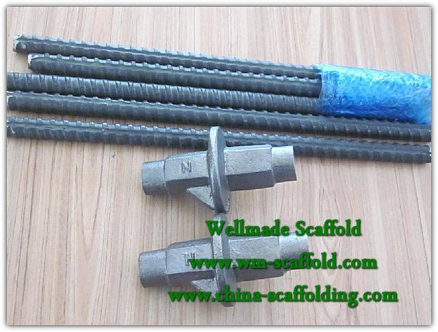 Formwork water stop and tie rod-scaffold and formwork fittings-steel pipe