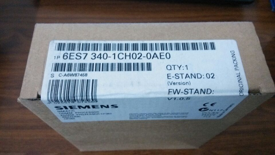 FACTORY NEW Siemens 6ES7392-1AM00-0AA0 Module