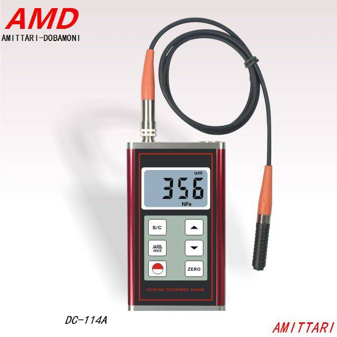 COATING THICKNESS GAUGE DC-114A