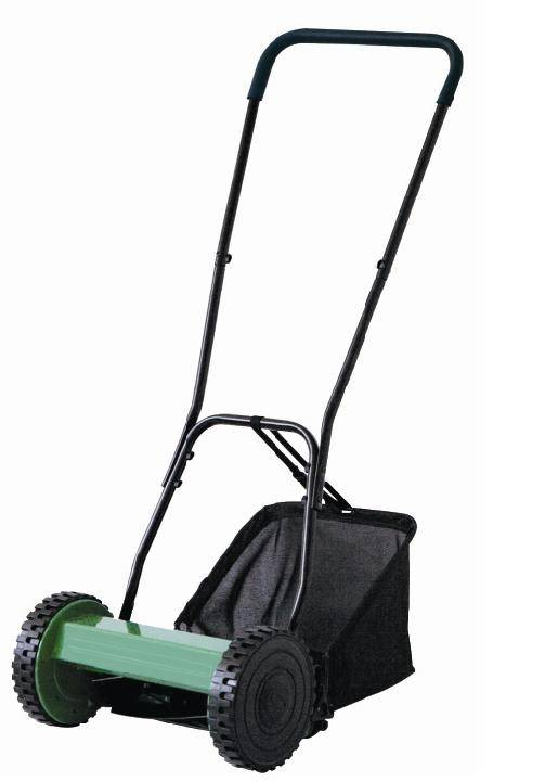 "14"" hand-push lawn mower"