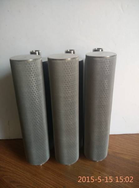 stainless steel filter element oem odm