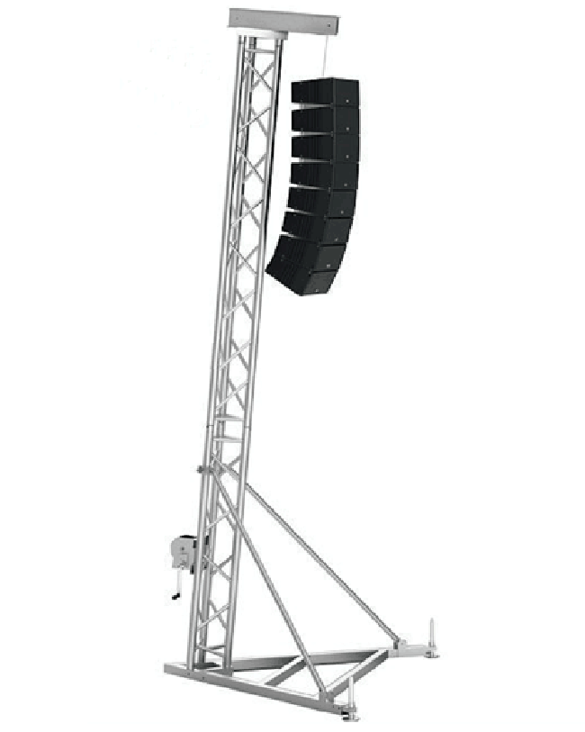 line array speaker truss stand,Aluminum alloy line array speaker truss for speaker