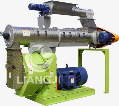 Animal Feed Pellets Mill Making Machine