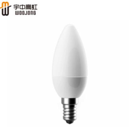 LED candle bulb 3W E14 LED Bulb CE Listed