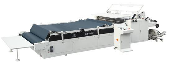 FM Semi-automatic Flute Laminating machine