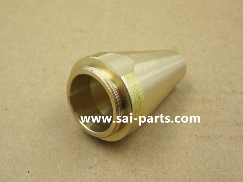 Brass Nozzle Parts Custom Precision Machine Parts
