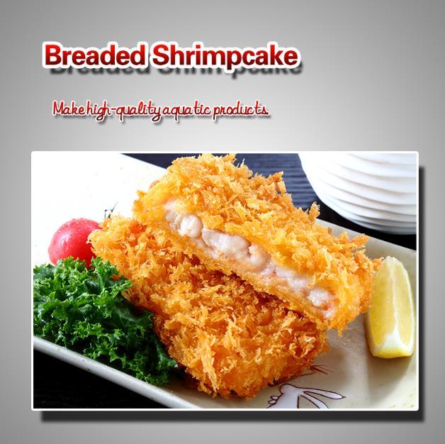 Breaded Shrimpcake 50G