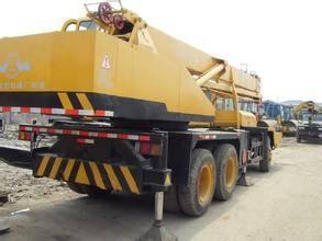 Used DEMAG 100t AC265 Truck Crane