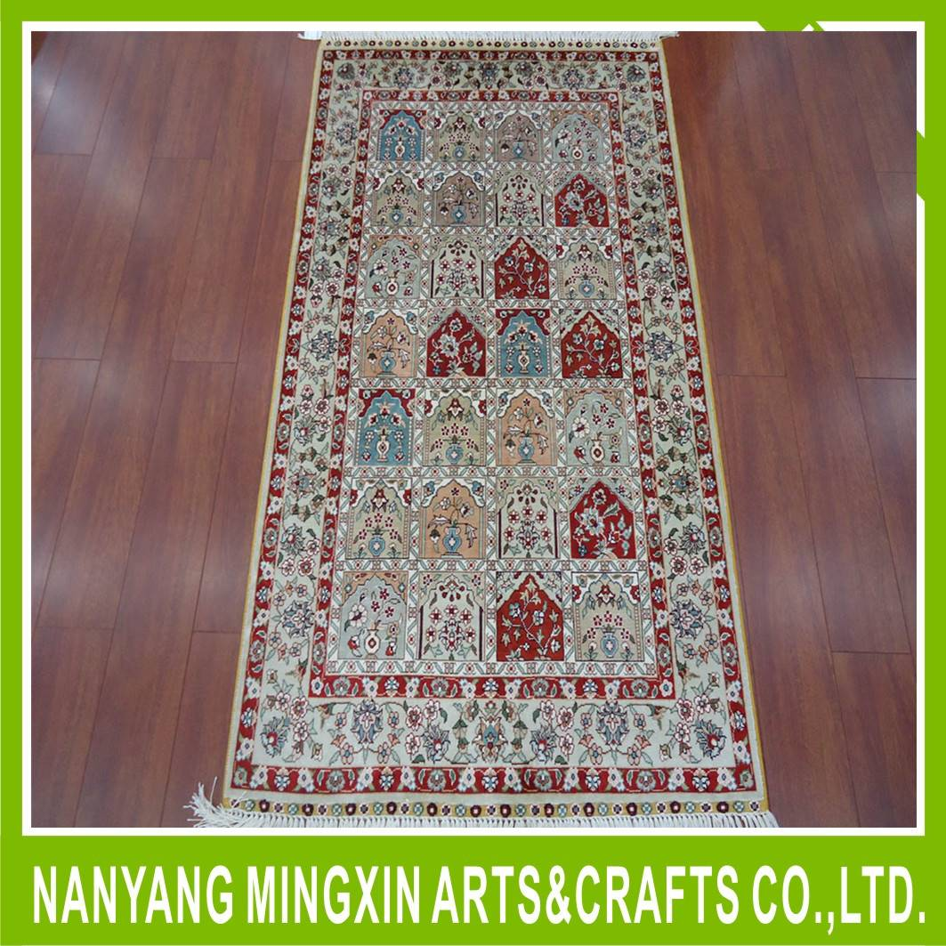 silk carpet factory price, handmade carpet