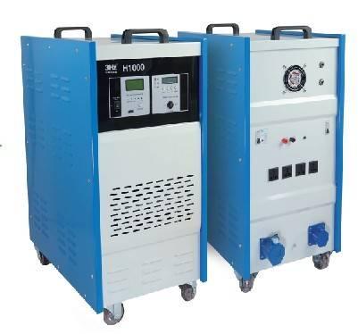 800w solar generator