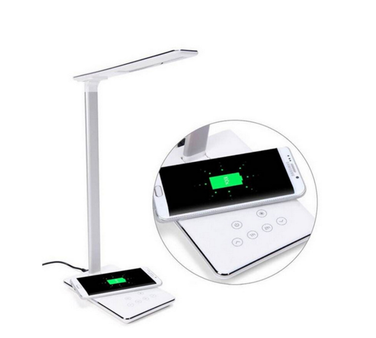 Led desk lamp with Memory of Brightness smart led desk lamp touch control 5W dimmable table lamp