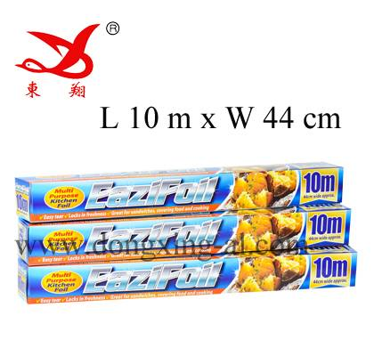 Kitchen Foil For Food Cooking & Storing, Welcome OEM ( L 10 m x W 44 cm )