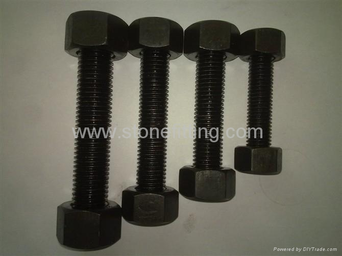 M20 a193 b7 a194 2h stud bolts and nuts