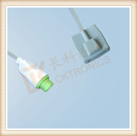 BIONET 6 Pin Pediatric Silicone Soft Tip SpO2 Sensor