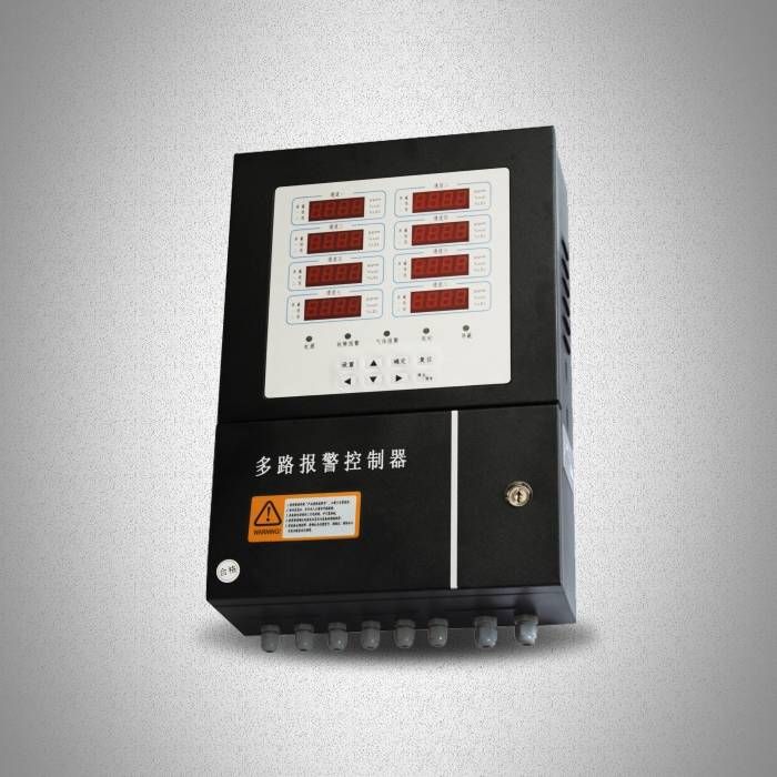 13Multi-function and multi-channel display alarm control cabinet