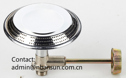 Camping Cooker Parts Steel Gas Burner Good Quality