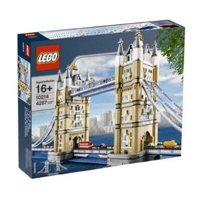 Original Lego #10214 Tower Bridge