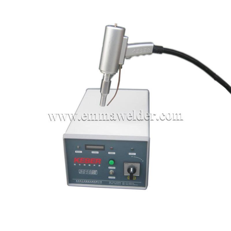 Portable spot ultrasonic welding machine (KEB3010)