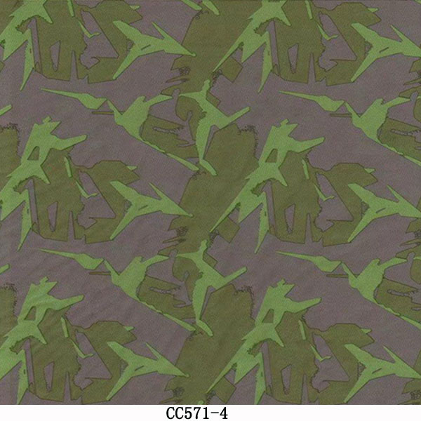 Hydrographics water transfer printing film leaves camouflage water transfer film