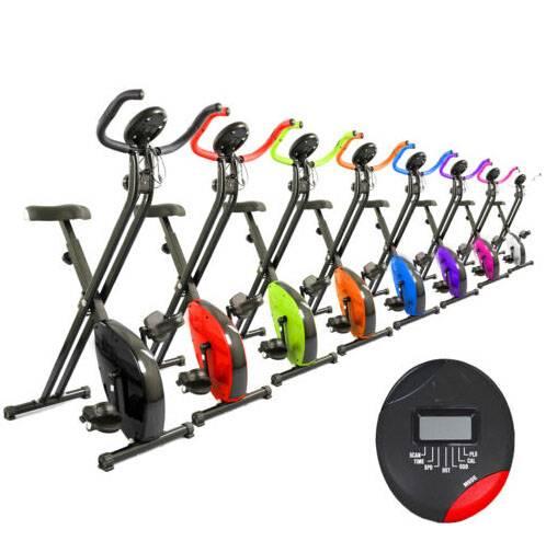 JDL Fitness Magnetic X Bike