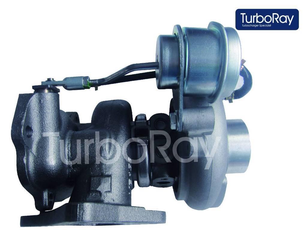 49477-04000 Turbocharger  Subaru WRX TD04L Turbo