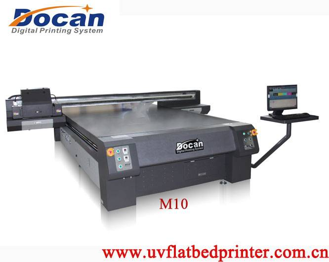 UV Flatbed Printer Large Format in Glass Decoration Printing (M8)
