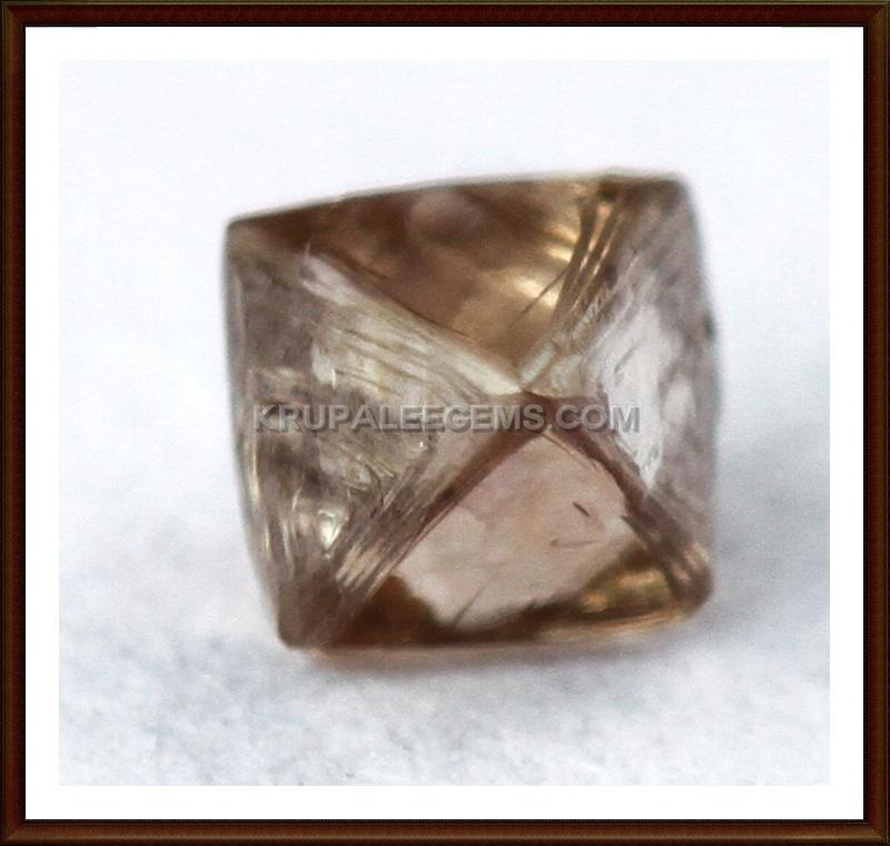 Crystal Shape Octahedron Diamond