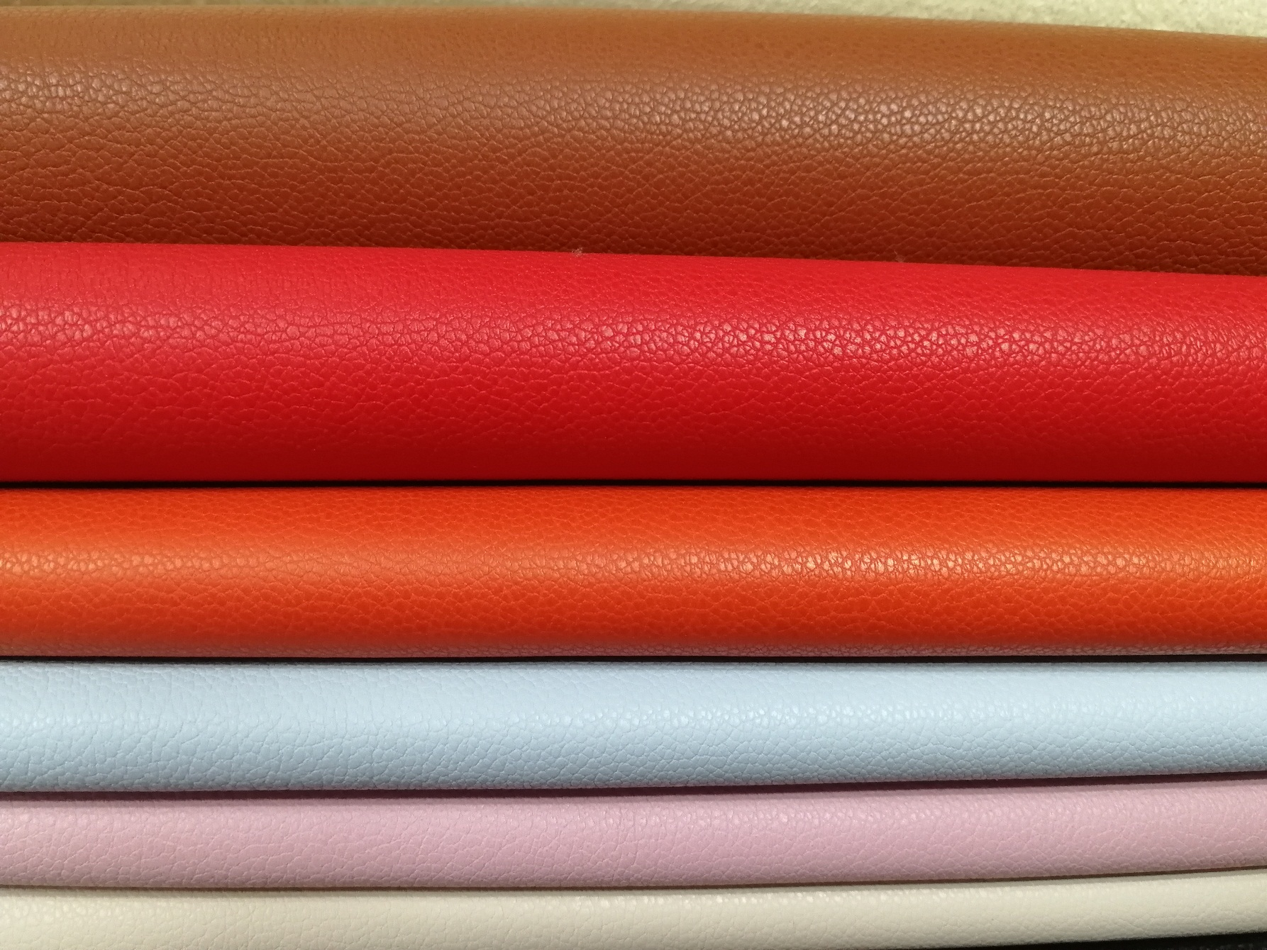 High Quality Garment PU Leather Synthetic leather