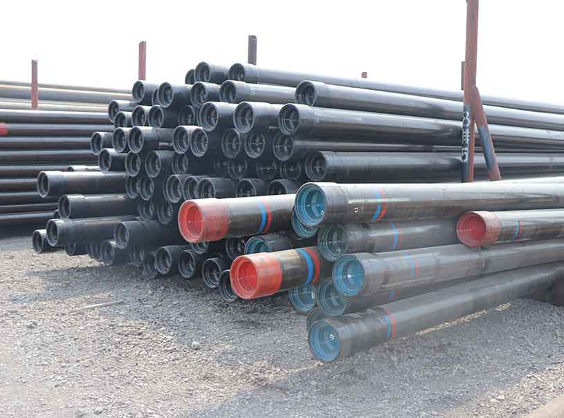 OCTG Hot Rolled Seamless Steel Pipegas Black Seamless Steel Pipe Oil Black Seamless Steel Pipe