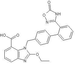Azilsartan CAS 147403-03-0