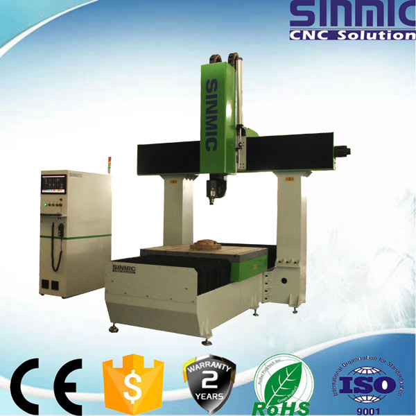 5 axis cnc router