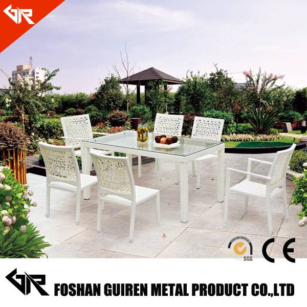 leisure ways outdoor rocking chair recliner dining table and chair