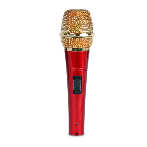 Dynamic Microphone DC400 With Capsule For Profefessional Vocal Micrphone