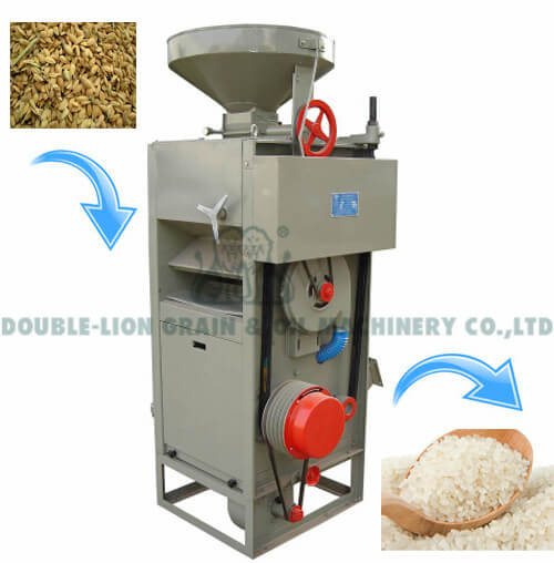 YT Series Auto Rice Mill