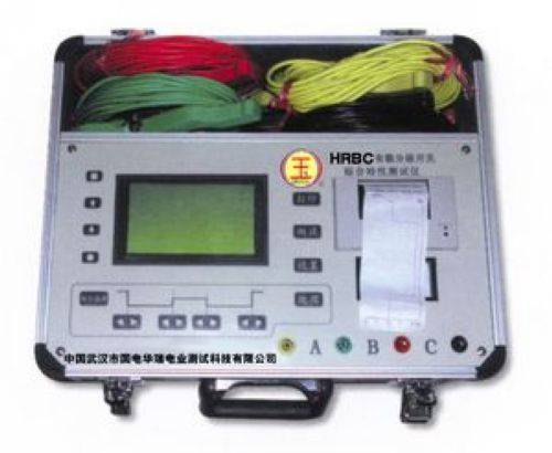 HRBC Type On-Load Tapping Changing Switch of Transformer Tester