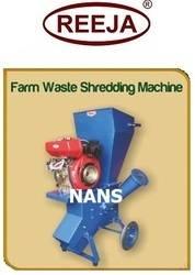 Farm Waste Shredding Machine