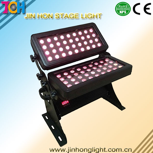 72x12W RGBW 4 IN 1 Water proof LED CITY COLOR IP65